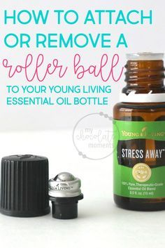 """how to attach or remove a roller ball to a Young Living essential oil bottle Answering one of the most commonly asked questions new oilers have.\""""How do I attach or remove this roller ball to my oil bottle? Yl Essential Oils, Yl Oils, Essential Oil Bottles, Young Living Essential Oils, Essential Oil Blends, Glass Cooktop, Wellness, Young Living Oils, Oil Diffuser"""