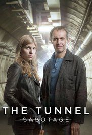 The Tunnel - Set primarily in Folkestone and Calais where detectives Karl Roebuck and Elise Wassermann are called to investigate the death of a French politician. When a shocking discovery is made at the crime scene, the pair is forced into an uneasy partnership as they seek out a politically-motivated serial killer who draws them into his own personal agenda. Now showing on my local PBS station.