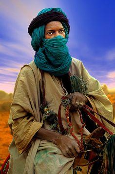Africa | Tuareg in Burkina Faso | ©Sergio Pessolano