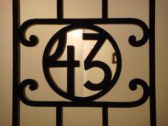43, Upper East Side, Manhattan. Found by Nick Sherman.