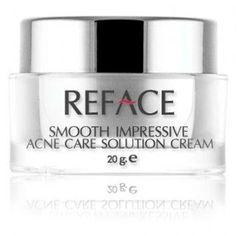 ครีมลดหลุมสิว REFACE - Smooth Impressive Acne Care Solution Cream - 20g