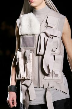 Interpretation 2: Rick Owens | Fall 2014 Menswear Collection | Style.com