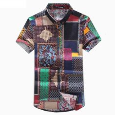 Cheap short sleeve shirts slim, Buy Quality beach shirts men directly from China shirt slim fit Suppliers: 2017 men summer Hawaii Beach shirts men short sleeve shirt slim fit chemise homme men dress blouse plus large size Half Sleeve Shirts, Shirt Sleeves, Mens Beach Shirts, Men Shirts, Short Shirts, Shirt Men, Mens Slim Shorts, Men's Fashion Brands, Slim Fit