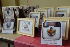 Instagram themed first birthday party | Blog de BabyCenter