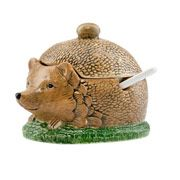 Hedgehog Condiment Pot