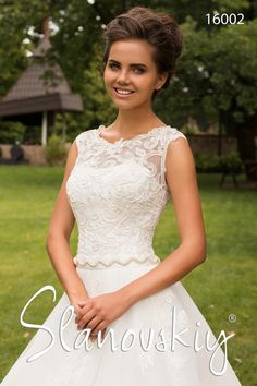 Vestido de Noiva Slanovskiy 16002