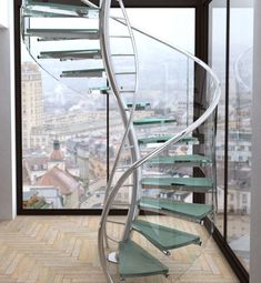 Quite the Climb: Amazing Modern Staircases