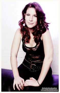 Charlotte Wessels: Front Lady for the band Delain.