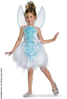 Disney Secret Of The Wings Periwinkle Classic Toddler Costume  $23.15