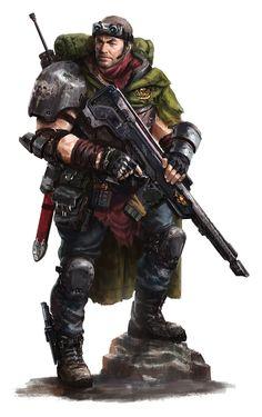 Gol Kolea / Warhammer 40 000 / Imperial Guard