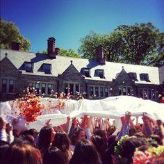 Bryn Mawr College | May Day