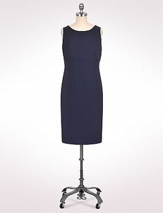 Misses | Dresses | JONES STUDIO Solid Empire Waist Dress | dressbarn