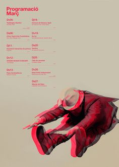 Gravat Poster byQuim Marin