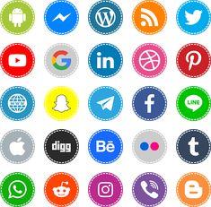 Logo Fonts Free, Font Logo, Font Free, Social Media Apps, Social Media Icons, Youtube Quotes, Socail Media, Video Downloader App, Book Club Reads