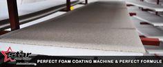 Foam Coating Photo