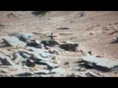 NASA Discover's a Cross On Mars - Anomaly Research ,Martian Artifact's ,UFO's ,Aliens - YouTube