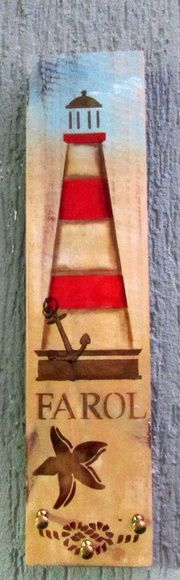Cabideiro/Porta chaves