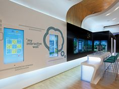 I-은행 스토어 콘텐츠 디자인 | 비버 그룹 | 디지털 미디어 에이전시 | 디지털 사이 니지, 인터랙티브 미디어, 웹 디자인, 애플리케이션 및 그래픽 디자인을 전문적으로