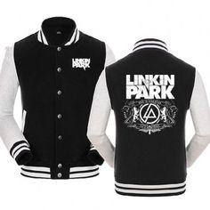 Linkin Park Logo Baseball Shirts