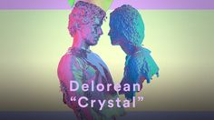 Delorean - Crystal (Official Music Video) #delorean #music #musicvideo #indie #indiemusic #animation #vfx