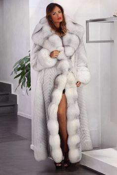 Ladies In Fur Coats