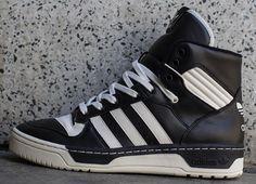 adidas Originals Rivalry Hi – Black / White