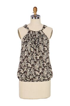Soundwaves Tank #anthropologie **For Reference only