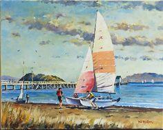 Phil Dickson - artist based in Lower Hutt Valley, Wellington, New Zealand New Zealand Art, Weekend Activities, Winter Light, Art Academy, Art Club, Community Art, Clouds, Gallery, Artist