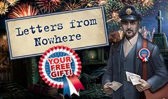 Independence Day Giveaway!  The Fourth of July means a nice, long weekend, bunches of fun and…a FREE gift from G5! This week we are giving away the hidden object adventure Letters From Nowhere on all iOS and Android devices! Learn more: www.g5e.com/sale