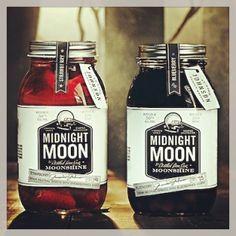Junior Johnson's Midnight Moonshine Whiskey