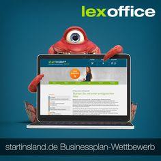 Startinsland prämiert am 8. Juli die besten Gründungskonzepte des Businessplan-Wettbewerbs  http://www.lexoffice.de/blog/die-besten-gruendungskonzepte/
