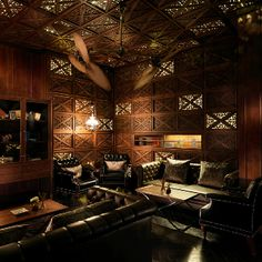 The Speakeasy, Opulence Cigar Bar     At Hotel Muse Lungsuan