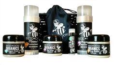 Organic Starter Kit Includes: *Organic Deodorant *Mineral Sunscreen *Organic Lip Balm x 2 *Travel Body Butter *Travel Sugar Scrub *Travel Skin Whip *FREE Sunglasses Case* Over $75 Value