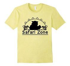 Safari zone shirt! now on Amazon.   #pokemon #shirt #t #tee #safari #zone #pikachu #cheap #cool #creative #nerdy #geeky #nintendo #video #games #game #gameboy #pocket #monsters #awesome #cool #funny #gift