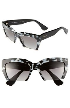 Miu Miu 56mm Sunglasses available at #Nordstrom