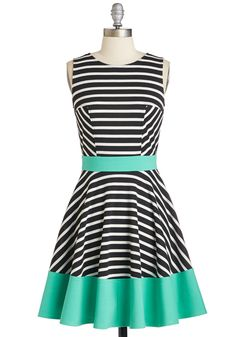 Always Amiable Dress. Your effervescent charisma is as renowned as your chic style - which you demonstrate in this sassy A-line! #multi #modcloth