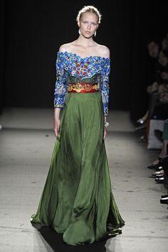 Laurence Xu Haute Couture Autumn Winter 2014 - PickyView