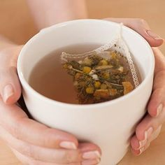 This HERB TEA is one of the best natural remedies for #anxiety. But did you know you can also take Chamomile as a supplement?