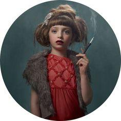 Frieke Jenssen's- Smokingkids - Glamourpuss