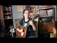 Frances Cunningham plays my 1904 Gibson Octave Mandolin