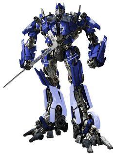 Transformers : Optimus Prime the leader of the Autobots. Peter Cullen had prevoiusly voiced Optimus Prime in the original cartoon and was Transformers Film, Transformer 1, Transformer Birthday, Chevrolet Camaro, Cgi, Gundam, Los Autobots, Sailor Moon, Nemesis Prime