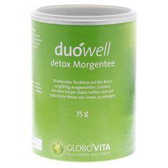 DUOWELL Detox Morgentee 75 Gramm