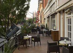 Austin Dining & Entertainment - Photo Gallery - Intercontinental Hotel Austin Luxury Hotel Downtown Austin Texas