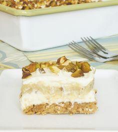 Pistachio Pudding Ba