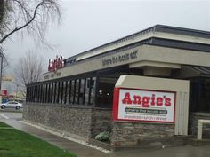 Angie's has been serving delicious comfort food since 1983. It's located at 690 N. Main Street in Logan.