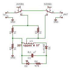 A homebrew Tayloe SWR indicator