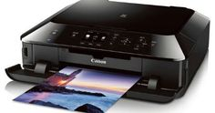 Canon PIXMA MG5420 Wireless1 Photo Inkjet all-in-one provides amazing detail. in business documents and photos with color dpi2 maximum 9600 x 2400 and a 5-color ink system. And replace