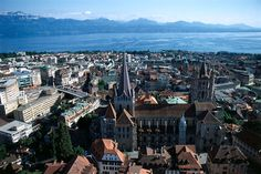 Lausanne, Switzerland - the most beautiful place I have ever lived.