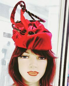 Hat - is your health! Larisa Glazyrani couture