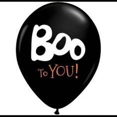 Boo To You Latex Bal...